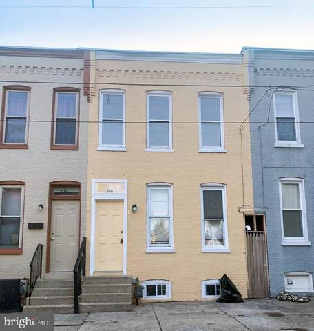 536 Mckenzie Street, YORK, PA 17401 (#PAYK2004266) :: Shamrock Realty Group, Inc