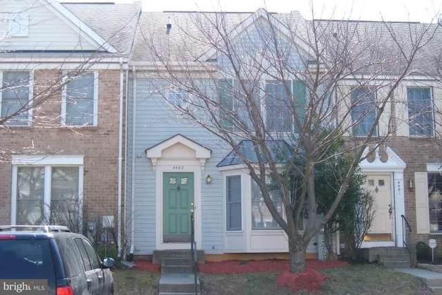 4483 Regalwood Terrace, BURTONSVILLE, MD 20866 (#MDMC2010624) :: Keller Williams Realty Centre