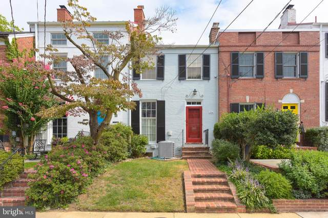 704 S Royal Street, ALEXANDRIA, VA 22314 (#VAAX2002540) :: Integrity Home Team