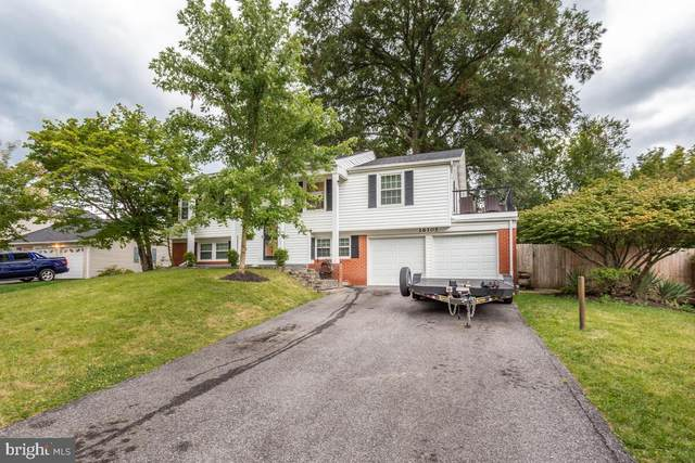 16105 Pond Meadow Lane, BOWIE, MD 20716 (#MDPG2007756) :: Dart Homes