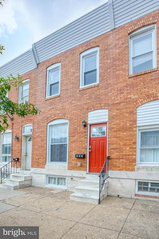 323 S Newkirk Street, BALTIMORE, MD 21224 (#MDBA2008072) :: The MD Home Team
