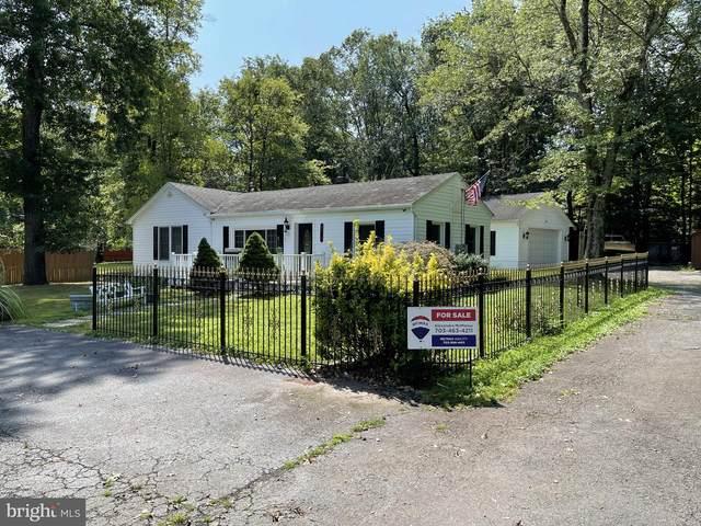 8013 Leland Road, MANASSAS, VA 20111 (#VAPW2005806) :: VSells & Associates of Compass