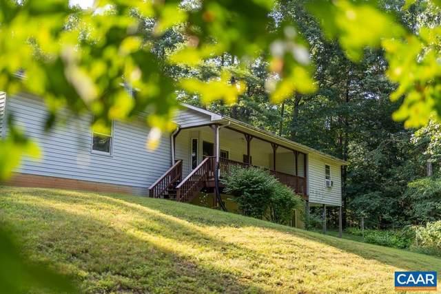 113 Plum Tree Draft Rd, CHURCHVILLE, VA 24421 (#620950) :: The Miller Team