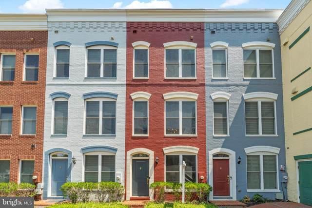 349 L Street SE, WASHINGTON, DC 20003 (#DCDC2008596) :: SURE Sales Group