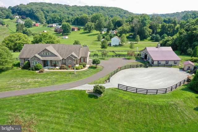 4 Fox Ridge, PEQUEA, PA 17565 (#PALA2003588) :: The Craig Hartranft Team, Berkshire Hathaway Homesale Realty