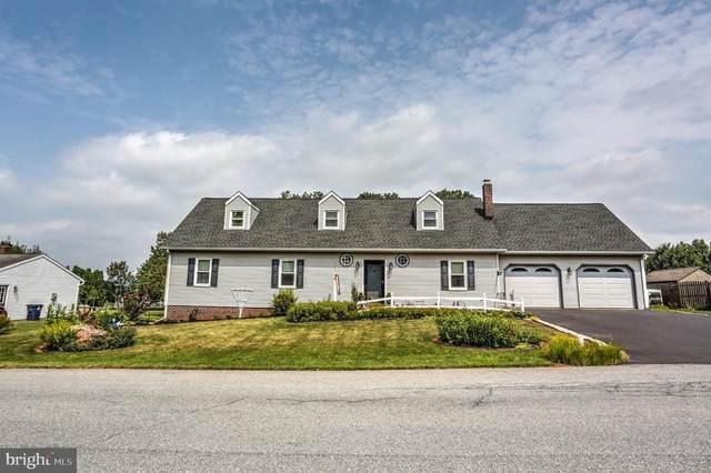 106 Dogwood Drive, NARVON, PA 17555 (#PALA2003594) :: The Craig Hartranft Team, Berkshire Hathaway Homesale Realty
