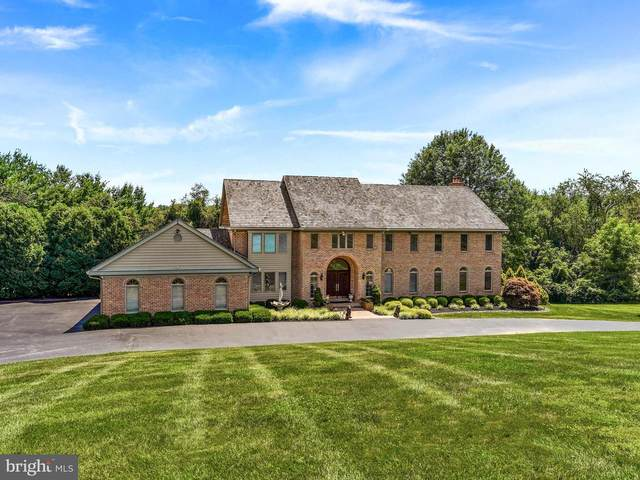 1 Crows Nest Circle, WEST CHESTER, PA 19382 (#PACT2005238) :: CENTURY 21 Core Partners