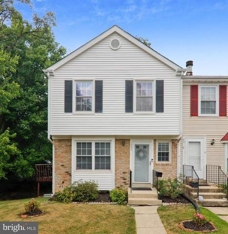 8466 Snowden Oaks Place, LAUREL, MD 20708 (#MDPG2007830) :: The Maryland Group of Long & Foster Real Estate