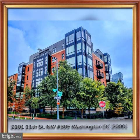 2101 11TH NW #305, WASHINGTON, DC 20001 (#DCDC2008622) :: Compass