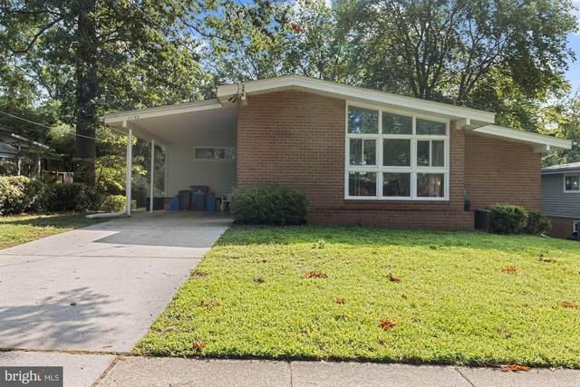 11313 Cloverhill Drive, SILVER SPRING, MD 20902 (#MDMC2010782) :: Colgan Real Estate