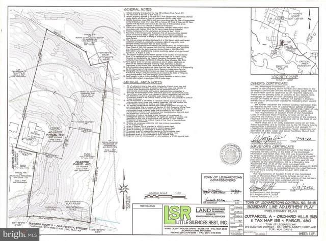 41708 Fenwick Street, LEONARDTOWN, MD 20650 (#MDSM2001346) :: The Maryland Group of Long & Foster Real Estate