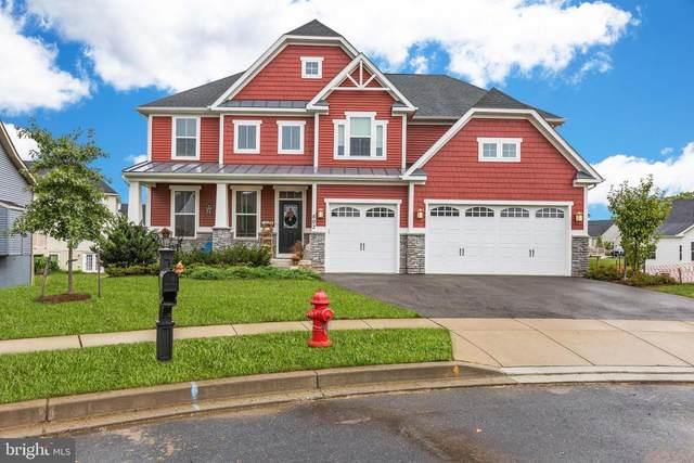 503 Martins Creek Drive, BRUNSWICK, MD 21716 (#MDFR2004044) :: Integrity Home Team