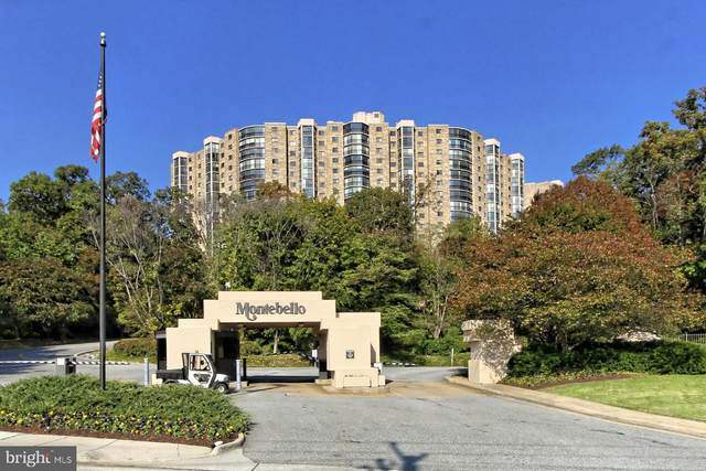 5901 Mount Eagle Drive #407, ALEXANDRIA, VA 22303 (#VAFX2014894) :: CENTURY 21 Core Partners