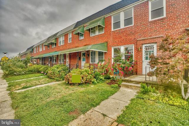 4303 Newport Avenue, BALTIMORE, MD 21211 (#MDBA2008194) :: The Maryland Group of Long & Foster Real Estate