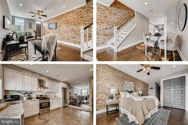 1827 Westphal Place, BALTIMORE, MD 21230 (#MDBA2008204) :: The Vashist Group