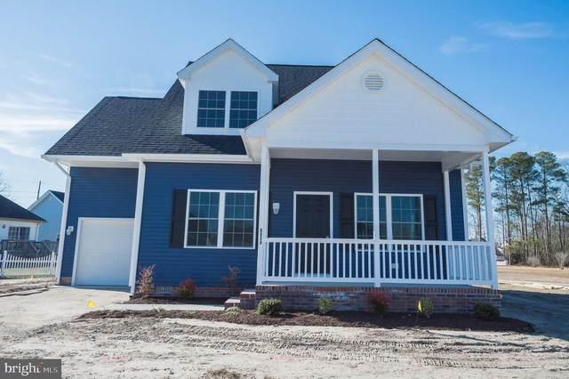 Lot 9 Crawford Drive, SALISBURY, MD 21804 (#MDWC2001028) :: At The Beach Real Estate