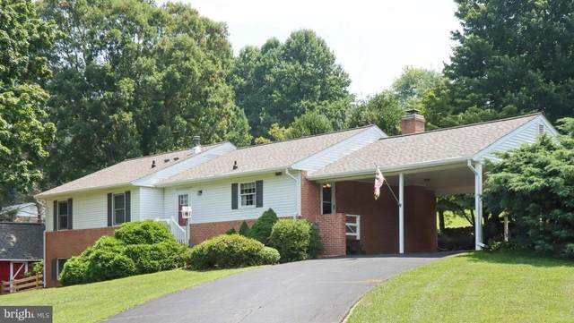 4307 Millwood Road, MOUNT AIRY, MD 21771 (#MDFR2004058) :: Gail Nyman Group