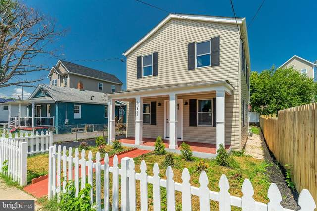 5052 Queens Stroll Place SE, WASHINGTON, DC 20019 (#DCDC2008676) :: The MD Home Team