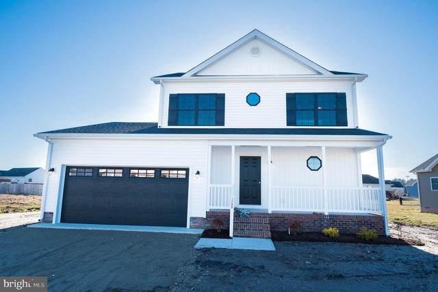 Lot 8 Crawford Drive, SALISBURY, MD 21804 (#MDWC2001032) :: At The Beach Real Estate