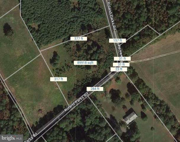 0 Roland Parks Road, DEAL ISLAND, MD 21821 (#MDSO2000320) :: Bright Home Group