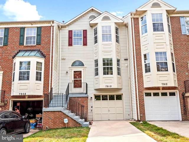7910 Vanity Fair Drive, GREENBELT, MD 20770 (#MDPG2007898) :: The Maryland Group of Long & Foster Real Estate