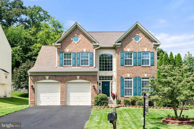3688 Expedition Drive, TRIANGLE, VA 22172 (#VAPW2005902) :: RE/MAX Cornerstone Realty