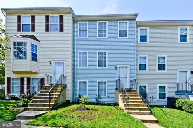 1826 Tulip Avenue, DISTRICT HEIGHTS, MD 20747 (#MDPG2007906) :: The Vashist Group