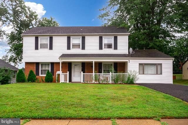 48 Medley Lane, WILLINGBORO, NJ 08046 (#NJBL2005112) :: Rowack Real Estate Team