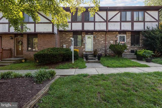 443 Knottwood Court, ARNOLD, MD 21012 (#MDAA2006806) :: The Miller Team