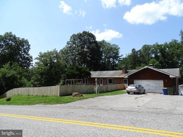 1651 Temple School Road, DOVER, PA 17315 (#PAYK2004370) :: The Joy Daniels Real Estate Group