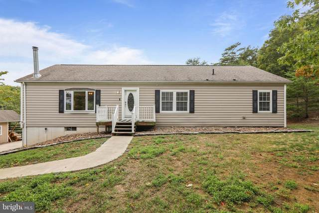 68 S Evergreen Drive, FORT ASHBY, WV 26719 (#WVMI2000180) :: Compass