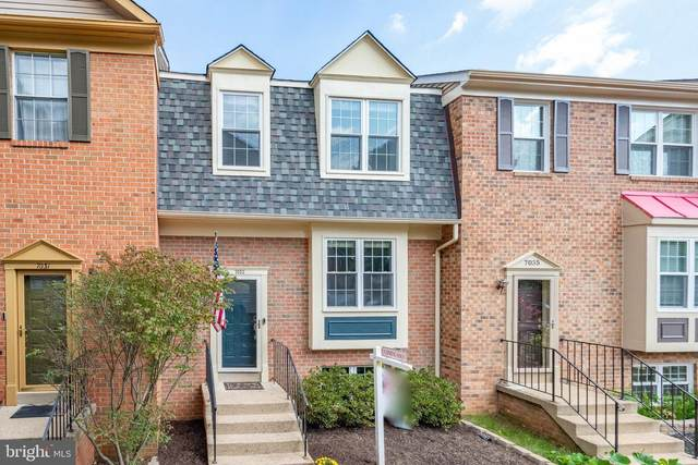 7033 Solomon Seal Court, SPRINGFIELD, VA 22152 (#VAFX2015150) :: Debbie Dogrul Associates - Long and Foster Real Estate