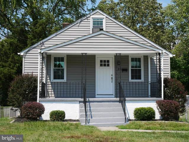 121 E Chatsworth Avenue, REISTERSTOWN, MD 21136 (#MDBC2007710) :: Colgan Real Estate