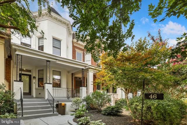 46 Adams Street NW, WASHINGTON, DC 20001 (#DCDC2008844) :: Crossman & Co. Real Estate