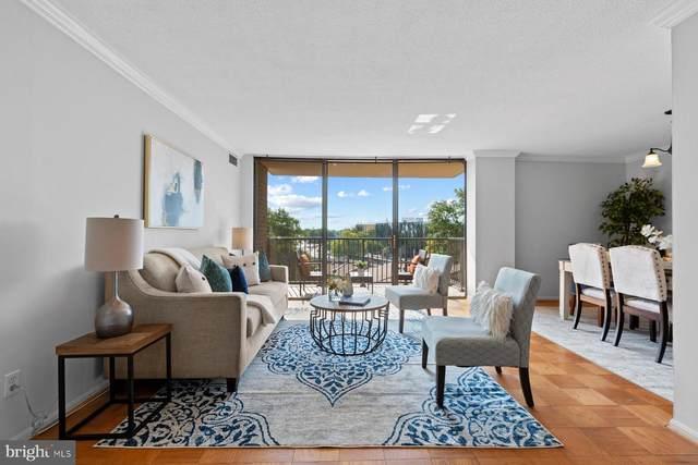 118 Monroe Street #608, ROCKVILLE, MD 20850 (#MDMC2011050) :: Great Falls Great Homes