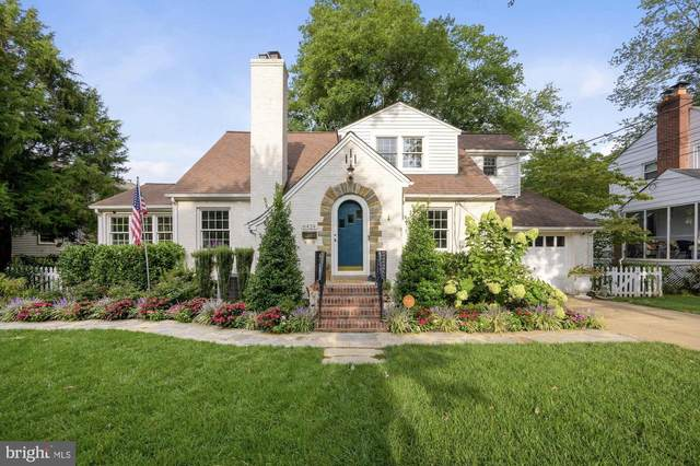6424 10TH Street, ALEXANDRIA, VA 22307 (#VAFX2015290) :: Debbie Dogrul Associates - Long and Foster Real Estate