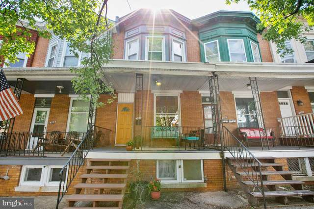 4126 Falls Road, BALTIMORE, MD 21211 (#MDBA2008468) :: The Maryland Group of Long & Foster Real Estate