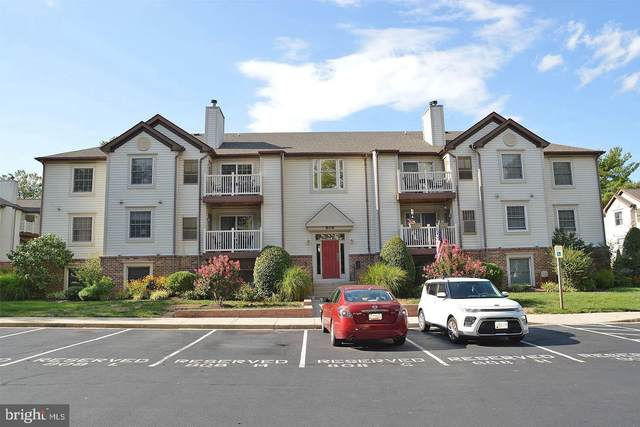 808 Stratford Way B, FREDERICK, MD 21701 (#MDFR2004156) :: Teal Clise Group
