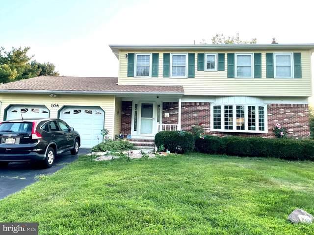 106 Robin Drive, HAMILTON, NJ 08619 (#NJME2003612) :: Rowack Real Estate Team