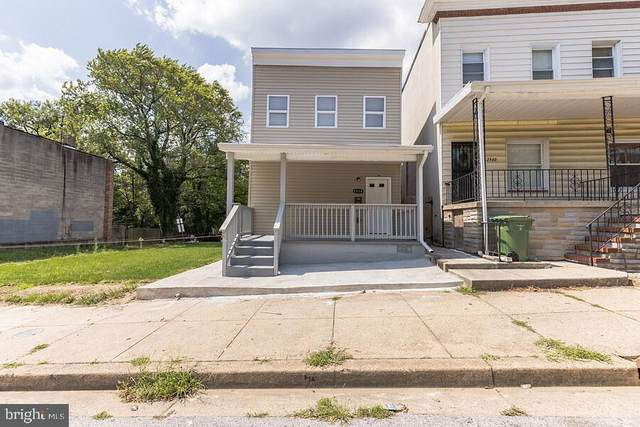 2938 Independence Street, BALTIMORE, MD 21218 (#MDBA2008520) :: The Vashist Group