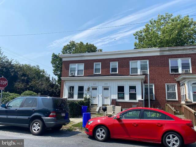 2402 N 4TH Street, HARRISBURG, PA 17110 (#PADA2002500) :: The Joy Daniels Real Estate Group