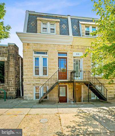 313 W 30TH Street, BALTIMORE, MD 21211 (#MDBA2008556) :: The MD Home Team