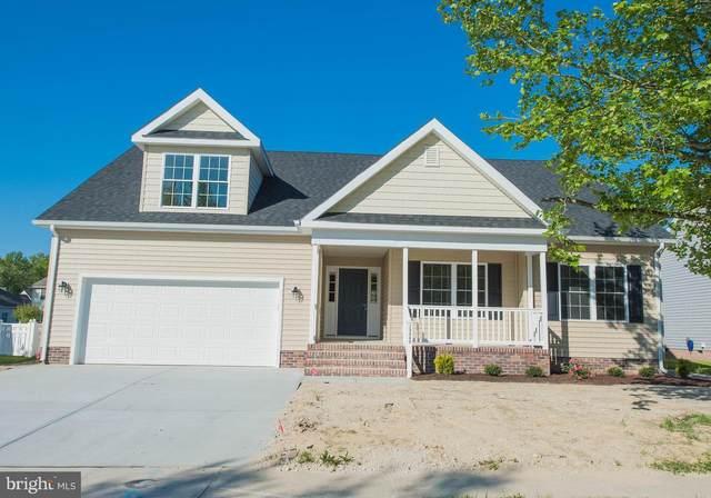 Lot 11 Crawford Drive, SALISBURY, MD 21804 (#MDWC2001060) :: At The Beach Real Estate