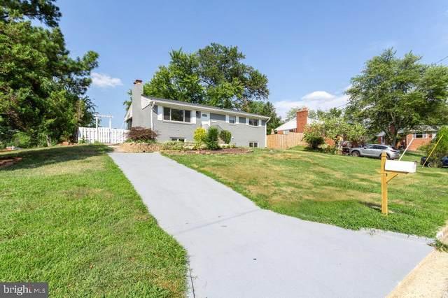 6019 Trailside Drive, SPRINGFIELD, VA 22150 (#VAFX2015442) :: RE/MAX Cornerstone Realty