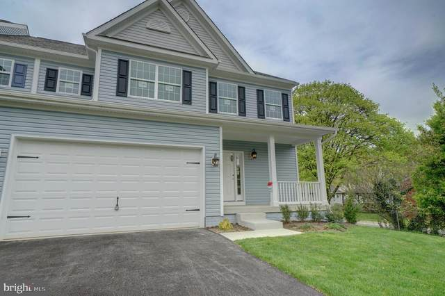9108 Grant Ave, LAUREL, MD 20723 (#MDHW2003630) :: SURE Sales Group