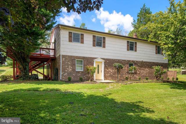 516 Millwood Drive, FALLSTON, MD 21047 (#MDHR2002654) :: The Dailey Group