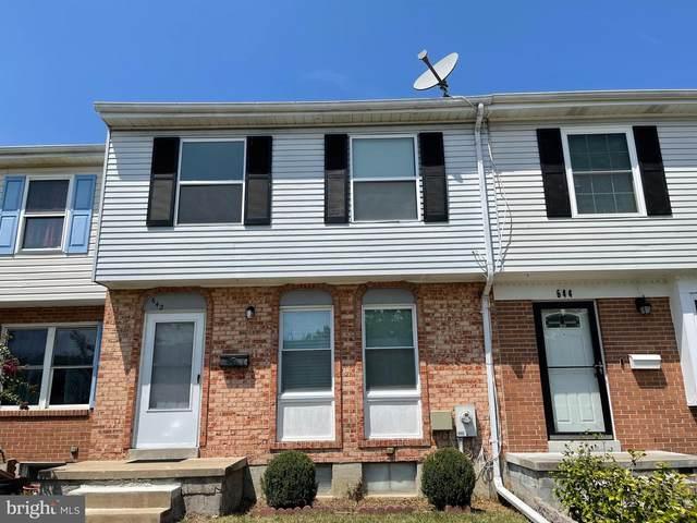 642 Burlington Court, EDGEWOOD, MD 21040 (#MDHR2002670) :: Dart Homes