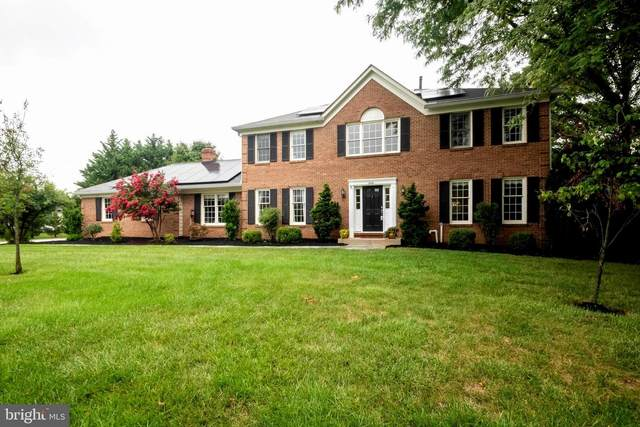 5466 Hunting Horn Drive, ELLICOTT CITY, MD 21043 (#MDHW2003642) :: RE/MAX Advantage Realty