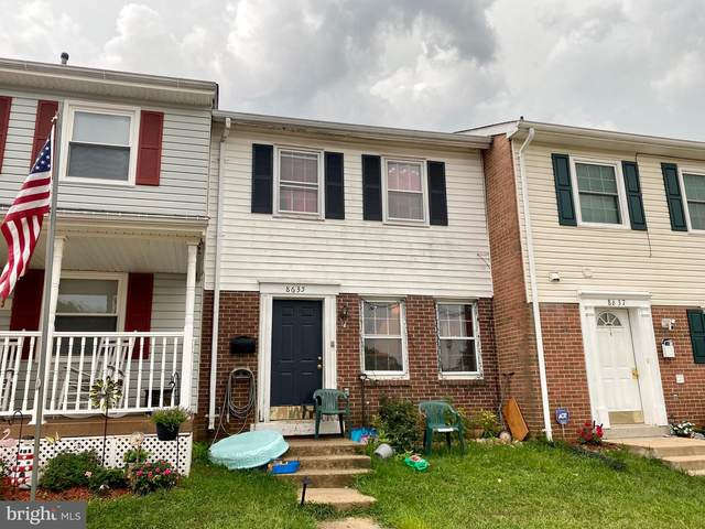 8635 Newton Place, MANASSAS, VA 20111 (#VAPW2006230) :: The MD Home Team