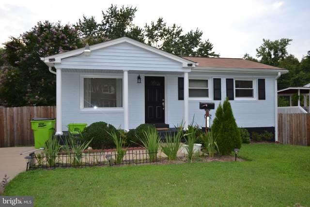 4522 Kenwood Drive, WOODBRIDGE, VA 22193 (#VAPW2006240) :: The Maryland Group of Long & Foster Real Estate